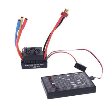RC Car Program Card Electronic Speed Controller Programmer for RC Car 25A-120A Brushless ESC R7RB hubsan x4 pro h109s a esc electronic speed controller with cable