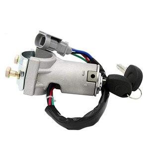 2992551 2991727 barril de fechadura da porta do tambor do interruptor de ignição chave do tambor de ignição para iveco diário 2000 2006 conjunto de fechadura da porta|Sensor do sinal de controle do interruptor| |  -