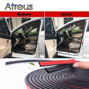 B sonido de forma aislamiento tira de sellado para puerta de coche para Subaru XV Forester Impreza Hyundai Tucson I20 Solaris Kona acento Creta 2020