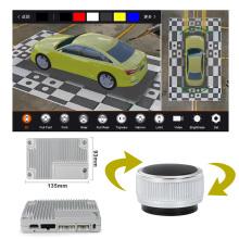 Surveillance-Camera-Dvr-System Car-Camera Round Panoramic Night-Vision Hours-Parking