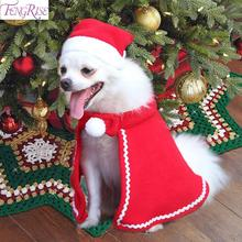 Pet Dog Cat Hat Gift Christmas Decoration For Home Room Noel Navidad 2019 Cristmas Decor Happy New Year 2020