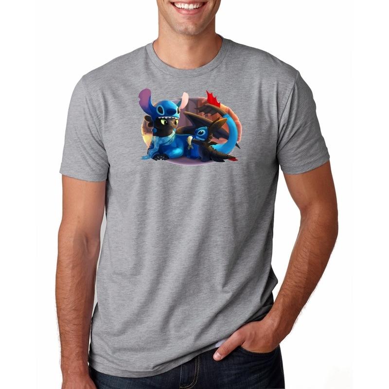 funny t shirts Stitch and Lilo You Are My Ohana T Shirt 2018 Fashion tshirt men t-shirt