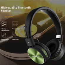 Bluetooth Headphone Wireless Bluetooth 4.2 Headset Earphone for Phones Active Noise Cancelling headphones gorsun e12 wireless headphones bluetooth earphone 12h music time active noise cancelling headset for sport