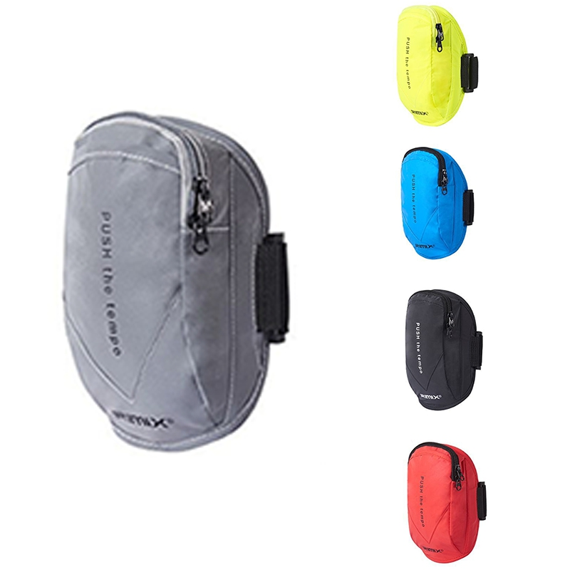 Wrist-Bag RIMIX Reflective-Phone-Bag Outdoor Sports Arm-Sleeve Fitness Safety Armstrap