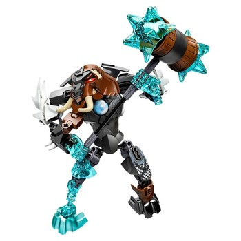 Lepining 70209 Chimaed Series Chi Mungus 815-4 In Stock Building Block Action Toy Chimo Ksz Xsz Children Bionicle image