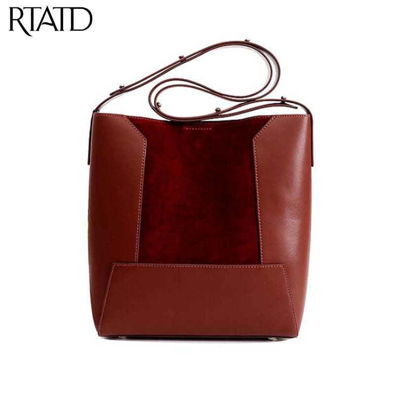 New Vintage Women Flap Bags Fashion Casual Leather Shoulder Bags Trendy Lady Crossbody Messenger Bags For Women Tote