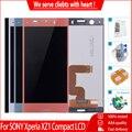 ЖК-дисплей 4,6 дюйма для SONY Xperia XZ1, компактный экран для SONY XPERIA XZ1 Mini, оригинальный ЖК-дисплей G8441 G8442, сменный ЖК-дисплей с инструментами
