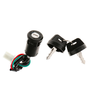 Image 3 - Serrure et clé pour Moto 50/70/110/125/150cc