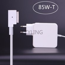 """85W T-TIP 20V 4.25A Magnetic 2 Power Adapter Charger For Apple Macbook Pro Retina 15"""" 17"""" A1398 A1424"""