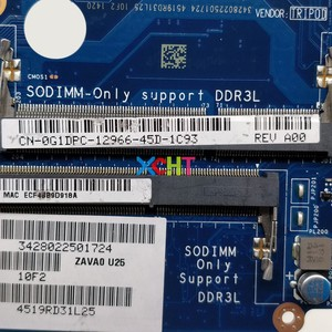 Image 3 - CN 0G1DPC 0G1DPC G1DPC ZAVC0 LA B012P w I5 4210U CPU for Dell Inspiron 15 5547 5447 Notebook PC Laptop Motherboard Mainboard