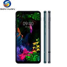 Original Entsperrt LG G8S ThinQ 4G LTE Android SmartPhone Snapdragon 855 Octa Core 6.21