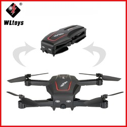 Original Wltoys RC Helicopter With Camera Q626-B Wi-Fi FPV 720P HD Selfie Drone Altitude Hold RC Quadcopter RTF Folded RC Toys
