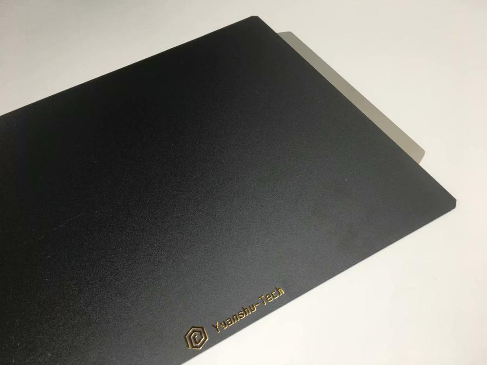 3d Printer Magnetic Heat Bed Spring Steel Flex Build Plate 220 235 310 400 500 Mm
