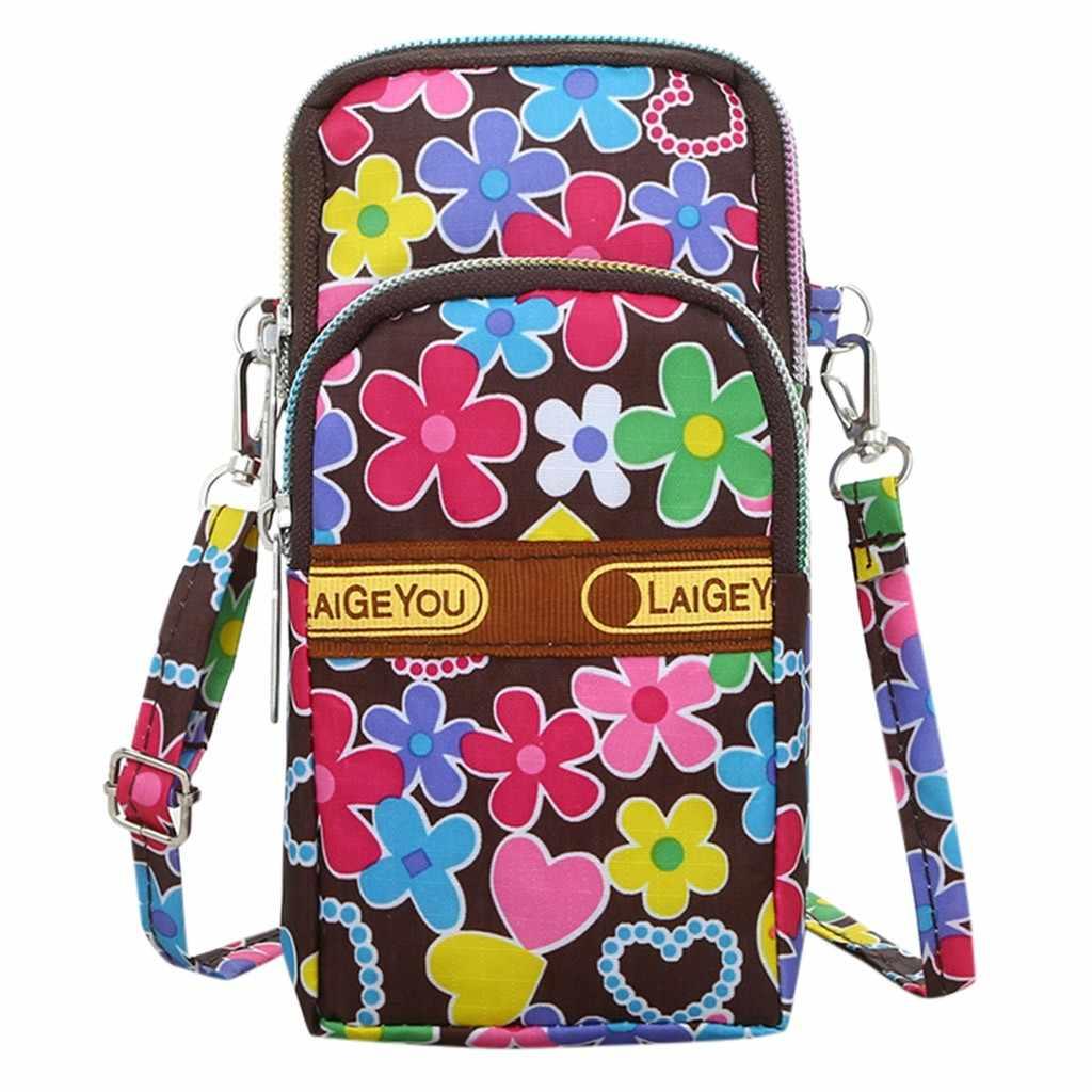 Nötr naylon omuz çantaları öğrenciler için açık spor kol çantası telefonu çanta kadınlar için Crossbody çanta gündelik çanta Сумка ##4