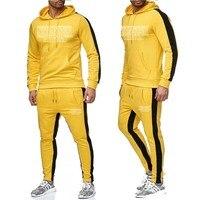 2019New Sport Suit Hoodie Batman Hooded Men Casual Cotton Fall / Winter Warm Sweatshirts Men's Casual Tracksuit Costume