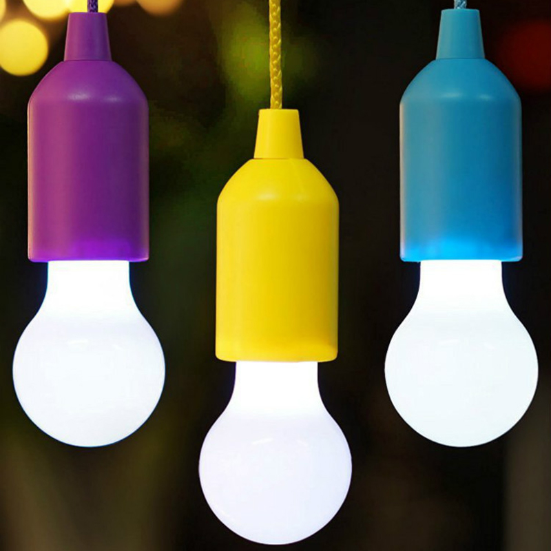 3 * AAA Battery LED Colorful String Light Ball Light Night Led Lamp Suspension For Wedding Decoration Baby Christmas Lighting