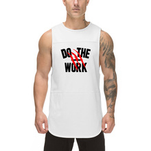 Workout Mesh Fitness Sportswear Undershirt MensTank Top Gym Stringer Clothing Bodybuilding Singlets Sleeveless Vest Muscle Shirt цена