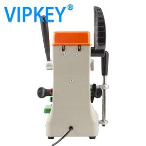 Image 2 - 998A hohe professionelle universal Tragbare Flache Vertikale schlüssel schneiden maschine schlosser werkzeuge duplizieren schlüssel kopie maschine