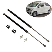 For Suzuki Wagon R Sixth generation MH35S MH55S 2017 2019 Front Hood modify Refit Gas Spring Lift Supports Struts Rod Arm Shocks