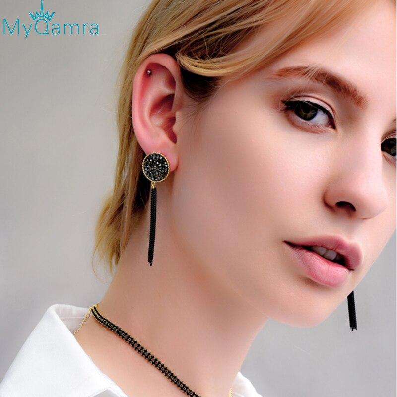 Temperament Zircon Ear Jewelry Fireflies Earrings Eardrop For Women Gift