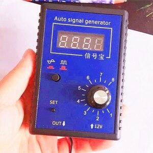Генератор автомобильного сигнала, Датчик положения коленчатого вала, тестер сигналов от 2 Гц до 8 кГц