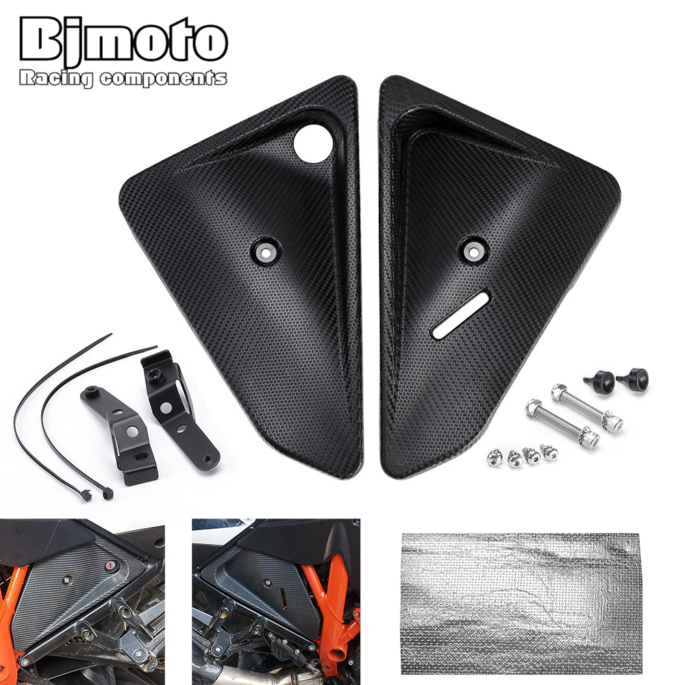 Fairing Side Cover Panel Guard Protector For <font><b>KTM</b></font> 1050 1090 1190 <font><b>Adventure</b></font> <font><b>1290</b></font> <font><b>Super</b></font> ADV R <font><b>S</b></font> T 2014 - 2015 2016 2017 2018 <font><b>2019</b></font> image