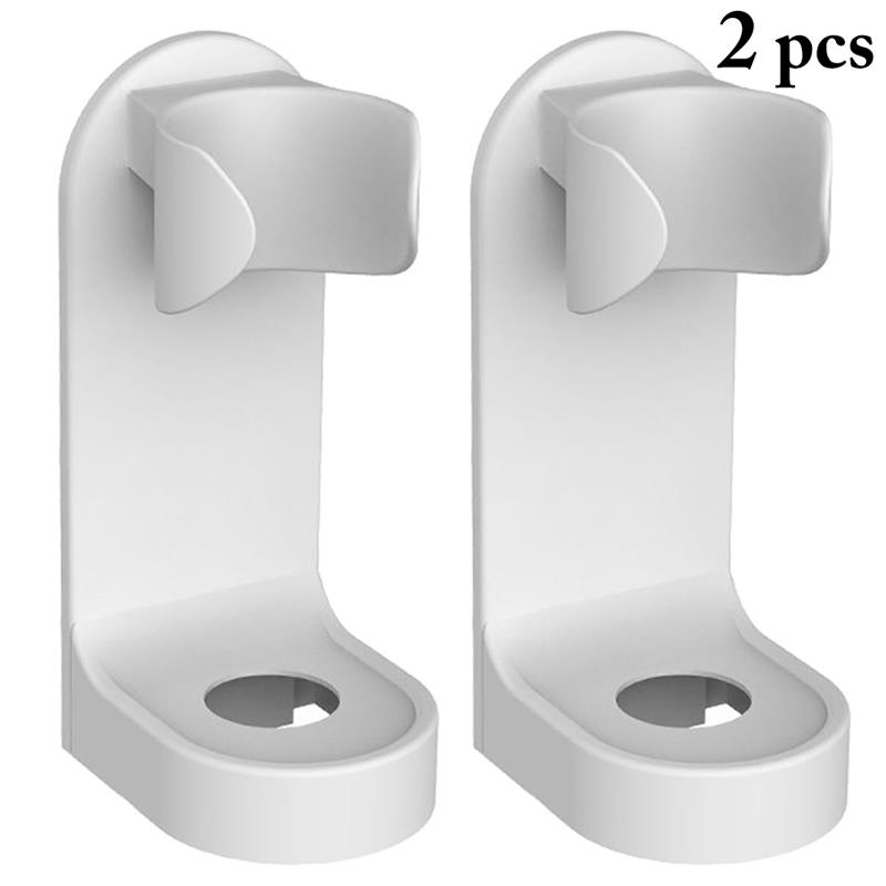 Electric Toothbrush Holder Wall-Mount Toothbrush Head Holder Bathroom Organizer image