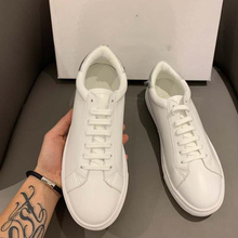 Holiday Vacation Woman Canvas Shoes Lace Up Shallow Fashion