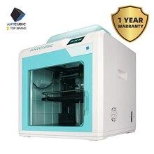 ANYCUBIC 3d принтер 4Max Pro большого размера плюс FDM Impresora 3d Diy Набор модульный дизайн принтер 3d нить 3d принтер пластик