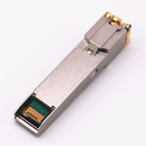 Image 2 - SFP RJ45 Gigabit Modulo 1000Mbps TX SFP RJ45 Interruttore di Rame Modulo Compatibile con Cisco/Mikrotik SFP In Fibra Ottica Gigabit Modulo