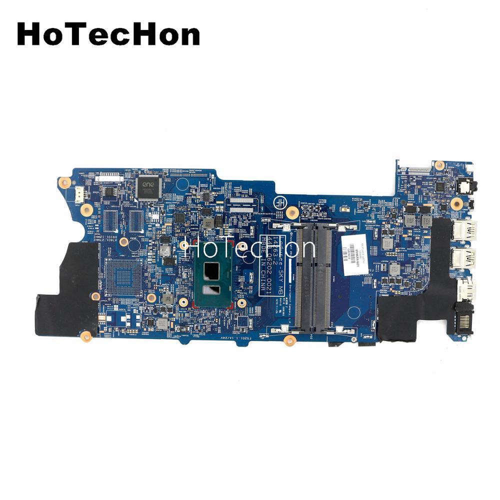 859659-601 UMA материнская плата 448.06203.0021 w/ i5-7200u для HP Envy X360 15T-W