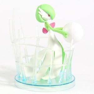 Image 5 - Gardevoir אנימה דמויות פסל דגם צעצועי את מלכת Gardevoir פעולה איור בובות צעצועי מתנות לילדים בנות