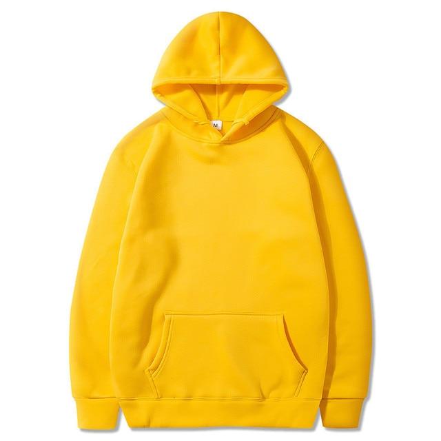 Fashion Brand Men's/Women's Hoodies 2021 Spring Autumn Male Casual Hoodies Sweatshirts Men's Solid Color Hoodies Sweatshirt Tops 4