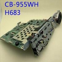 Projetor principal placa mãe painel de controle h683 apto para CB 955WH|Acessórios p/ projetor| |  -