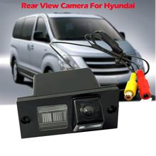 Kamera samochodowa Brand New samochodowa kamera cofania kamera tylna dla Hyundai H1 H-1 i800 H300 H100 CCD HD kamera samochodowa Z tyłu 4543 # Z tanie tanio Bluetooth Głowica do motocyklu CN (pochodzenie) 1200 mega 170° 1 2 88 cali 1920x1080 Nagrywanie cykliczne Karta sd mmc