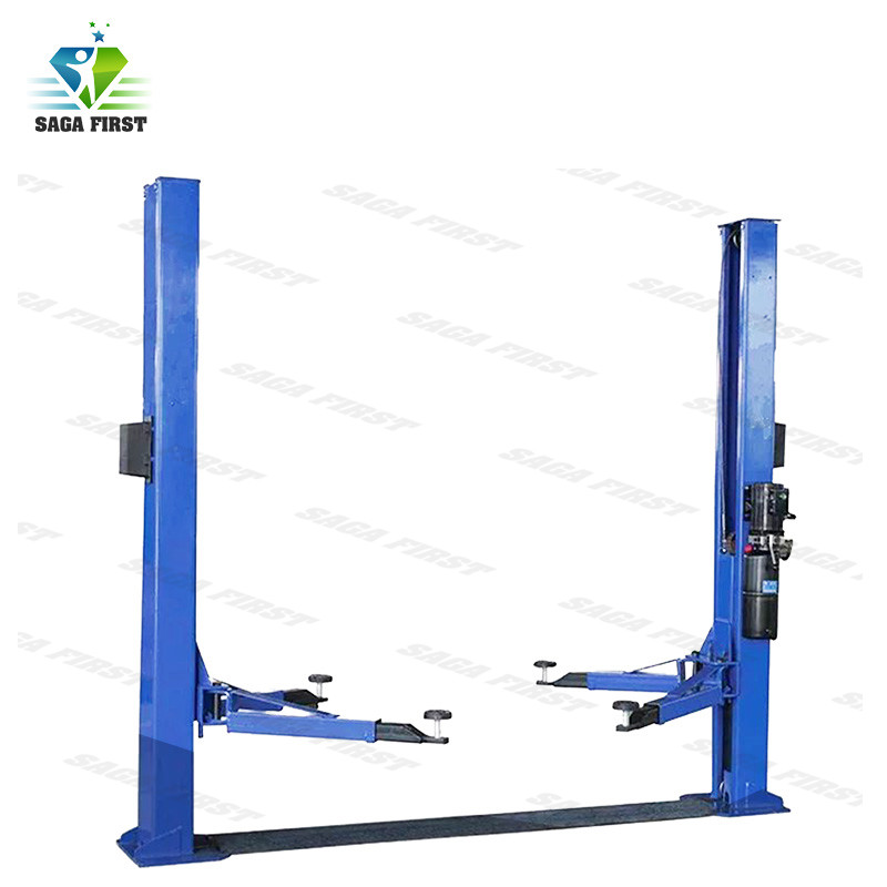Ce Approval Two Post Electric Car Lift For Sale