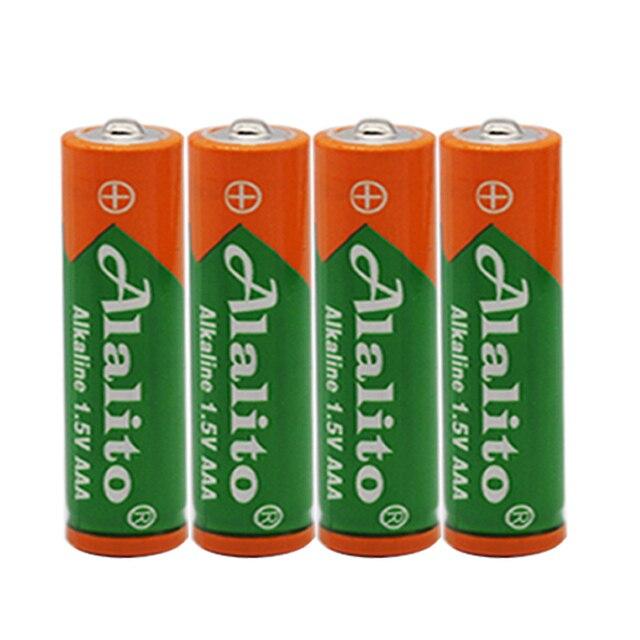 Nueva batería alcalina AAA de 3000mah y 1,5 V, batería recargable AAA para juguetes con Control remoto, batería ligera, Envío Gratis