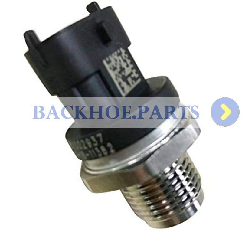 Fuel Rail Pressure Sensor 6754-72-1210 For Excavator
