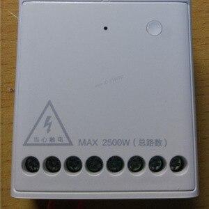 Image 3 - Aqara Módulo de Control de vía dual, controlador de Relé inalámbrico, temporizador inteligente, 2 canales, funciona con la aplicación Mijia y Homekit
