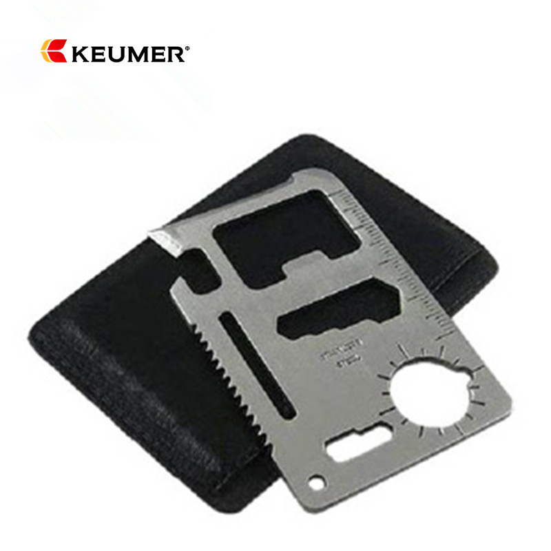 Manufacturers KOJEX Multi-functional Blades Outdoor Life-saving Knife Outdoor Survival Tool Knife Card Outdoor Equipment Keumer