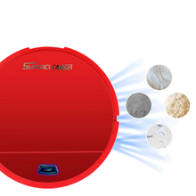 New Hot Robot Vacuum Cleaner Wet Sweeper Dust Dry and Floor Smart Automatic Battery Edi