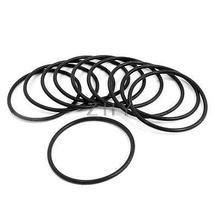 10 шт. 50 мм x 45,2 мм x 2,4 мм резиновое уплотнительное кольцо сальник запасная прокладка