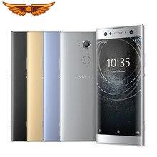Sony Xperia XA2 Ultra originale sbloccato octa-core 6.0 pollici 4GB RAM 32GB ROM 23MP fotocamera LTE Fingerprint cellulare Android