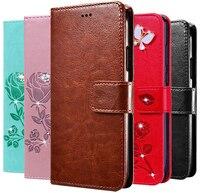 Flip Cover para Samsung Galaxy J4 Plus Core Note 4 5 Note8 9 J7 Star Max Prime 2 Nxt Neo Duo Carcasa protectora del teléfono
