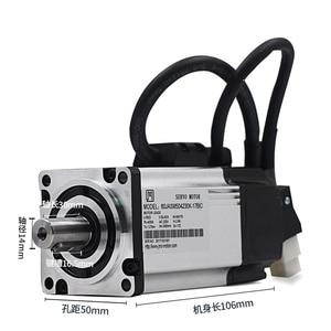 Image 3 - 400 W 3000 RPM 1.27NM 60 มม.220 V AC Servo มอเตอร์ไดรฟ์ชุด 17bit JMC 60JASM504230K 17BC + JASD4002 20B