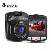 Podofo A1 Mini Car DVR Camera Full HD 1080P DVRS Recorder Video Registrator Night Vision G-sensor Cameras Dash Cam NEW