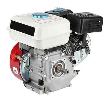 Petrol Engine Air Cooled 4 stroke engine 6.5HP Pull Start 168F OHV Single Cylinder Replacement Petrol Engine - DISCOUNT ITEM  51% OFF All Category