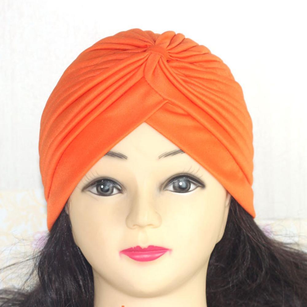 Хиджаб шарф тюрбан шапка s мусульманский головной платок Защита от солнца Кепка Женская хлопковая мусульманская многофункциональная тюрбан платок femme musulman - Цвет: 15