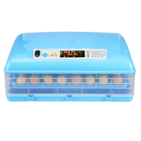 Digital Egg Incubator Machine Automatic Hatchery Turning Temperature Control Farm Chicken Controller couveuse