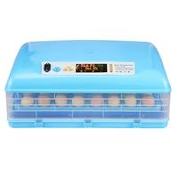 Digital Egg Incubator Machine Automatic Hatchery Turning Temperature Control Farm Chicken Egg Incubator Controller couveuse